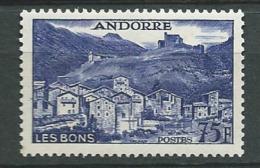 Andorre Yvert N° 153 **      Bce4007