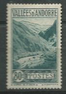 Andorre  Série Yvert N° 72 *     Bce4018