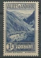 Andorre  Série Yvert N° 75 *     Bce4019