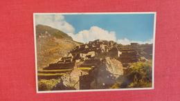 Inca Ruins Of Machu Picchu Cuzco  Peru  Ref 2577 - Perú