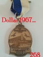 Medaille :Netherlands  -  C.S.V Voorwaarts Haren - Tropische Kas - Walking Association - Pays-Bas