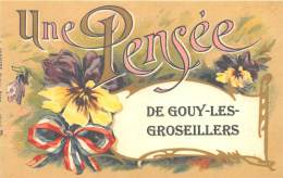 60 - OISE / Fantaisie Moderne - CPM - Format 9 X 14 Cm - GOUY LES GROSEILLERS - Francia