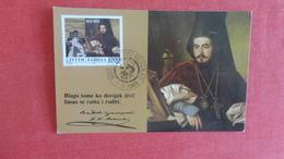 Maximum Card  Peter Petrovica Njegosa   Ref 2577 - Serbia