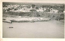 Douala - Vue Aérienne 1955 (000134) - Kamerun