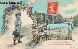 NANTES LE BONJOUR  44 - Nantes