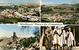Meilleurs Voeux Du Caméroun (000139) - Kamerun