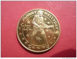 Belle Médaille 2012  Johnny Hallyday - Sin Clasificación