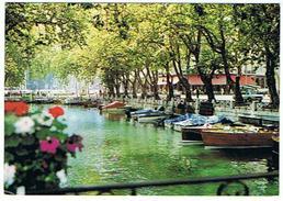 ANNECY  LE CANAL DU VASSE ET LA PLACE DE L HOTEL DE VILLE  ***** A SAISIR  **** - Annecy
