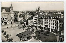 C.P.  PICCOLA    LUXEMBOURG  PLACE D' ARMES ET VUE  SUR LA VILLE             2 SCAN  (NUOVA) - Lussemburgo - Città