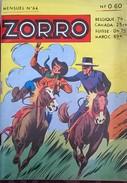 Zorro Mensuel 64 - Piccoli Formati