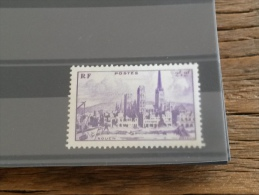 LOT 208757 TIMBRE DE FRANCE NEUF** N°745 LUXE GOMME D ORIGINE - Unused Stamps