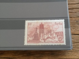LOT 208758 TIMBRE DE FRANCE NEUF** N°744 LUXE GOMME D ORIGINE - Unused Stamps