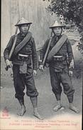 ASIE INDOCHINE COCHINCHINE VIET-NAM VIETNAM TONKIN Laokay Tirailleurs Tonkinois Linhs Thos Montagnards- Edit DIEULEFILS - Viêt-Nam