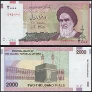 Iran P 144 - 2.000 2000 Rials 2005 - UNC - Iran