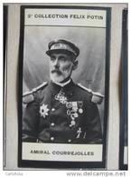 Amiral Courrejoles Né à Dijon  - Campagne De Chine Révolte Des Boxers 1901  - Photo - 2ème Collection Felix Potin - War, Military