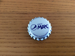 """Capsule De Soda (rare) """"Pepsi MAX"""" (prototype Non Commercialisé Neuf) Pepsi-cola TF - Soda"""