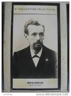 Gustave MESUREUR    Homme Politique Né à Marcq En Baroeul     - Photo - 2ème Collection Felix Potin - Famous People