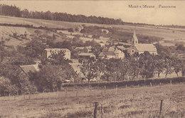 Mont S/Meuse - Panorama (Edit. L. Tordeur)