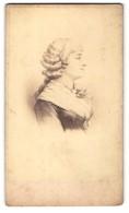 Photo Portrait De Der Franz. Adeligen Charlotte Corday - Célébrités