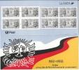 """FR Emissions Communes YT P2501 """" Allemagne """" 1988 Neuf** - Sheetlets"""