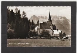 ZAK302  POSTKARTE  WERFENWENG  UNGEBRAUCHT SUIEHE ABBILDUNG - Österreich