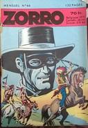 Zorro Mensuel 46 - Piccoli Formati