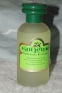 PARFUM EAU JEUNE 150 Ml MANDARINE DE SICILE BOIS DE ROSE MENTHE - Parfums (nieuw Onder Verpakking)