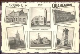 Cpsm Quaregnon  Souvenir - Quaregnon
