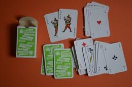 Kaartspel Rossbrau - Anglo Pils - Special Anglor - Stout - Pale Ale - Limonade BIP : 52 Kaarten + 2 Jokers - Speelkaarten