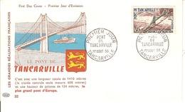 2003.23. FDC 1er Jour . 1959..01 Aout .tancarville .. Cote 2013 ...3.00 Euros.. Ttb. PRIX PAF* + PROMO - 1950-1959