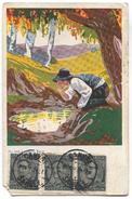 RED CROSS, ROTES KREUZ, CROIX ROUGE - PROPAGANDA PC, KINGDOM OF YUGOSLAVIA, 1934. - Croix-Rouge