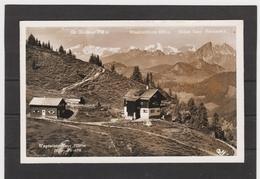 ZAK312  POSTKARTE JAHR 1955 WAGRAINER HAUS HOHE TAUERN GEBRAUCHT SUIEHE ABBILDUNG - Österreich