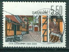 Dänemark 2009 - MiNr 1517 - Used - FREILICHTMUSEUM DEN GAMLE BY ÅRHUS