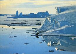 ANTARCTIC PENINSULA - GALINDEZ ISLAND - VIEW NEAR FARADAY STATION - Postcards