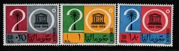 SOMALIE -  N° 59/61  ** (1966) U.N.E.S.C.O - Somalia (1960-...)