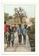 Joal-Fadiouth République Du Sénégal - Sénégal
