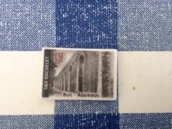 Feve Plate Carte Poste De BUC AQUEDUC Perso Bachelet - Altri