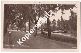 Dahlewitz (Zossen) - Bahnhofsplatz 1955  (z4057) - Blankenfelde