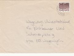 Envelop 30 Jan 1989 Arnhem Driekoningenstr 1 (stempeltype Openbalk) - Postal History