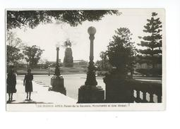 Buenos Aires Paseo De La Recoleta Monumento Al G.ral Avear 1928 - Argentine