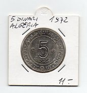 Algeria - 1972 - 5 Dinari - (FDC4614) - Algeria