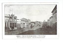 Brésil Etat De Rio Grande Do Sul Ville De Bagé - Brésil