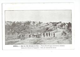 Brésil Etat De Rio Grande Do Sul Nova Hamburgo Ancienne Colonie - Autres