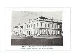 Brésil Rio Grande Do Sul Mairie De Bagé - Brésil