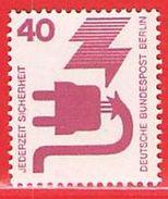 MiNr.407c (uNr.) Xx Deutschland Berlin (West)