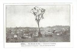 Brésil Rio Grande Do Sul Colonie De Varzinha - Autres