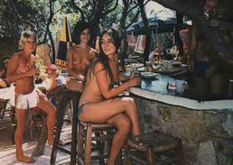 CPM Hyères  Ile Du Levant Nudistes - Hyeres