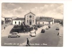 $3-5277 Campania SCAMPITELLA Avellino 1964 Viaggiata Francobollo Asportato - Italia