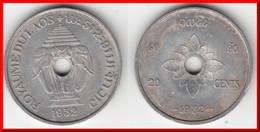 **** LAOS - LAO - 20 CENTS 1952 SISAVANG VONG **** EN ACHAT IMMEDIAT !!! - Laos