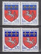 FRANCE 1966 - PAIRE Y.T. N° 1510 ET 1510C  - NEUFS** E56 - Francia